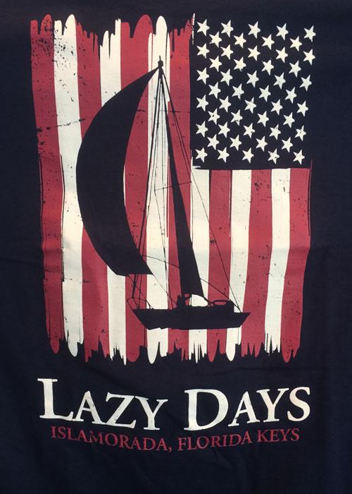 sailboat-flag-tee