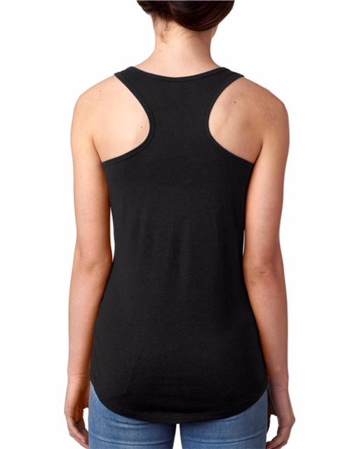 Racerback Tanks Back