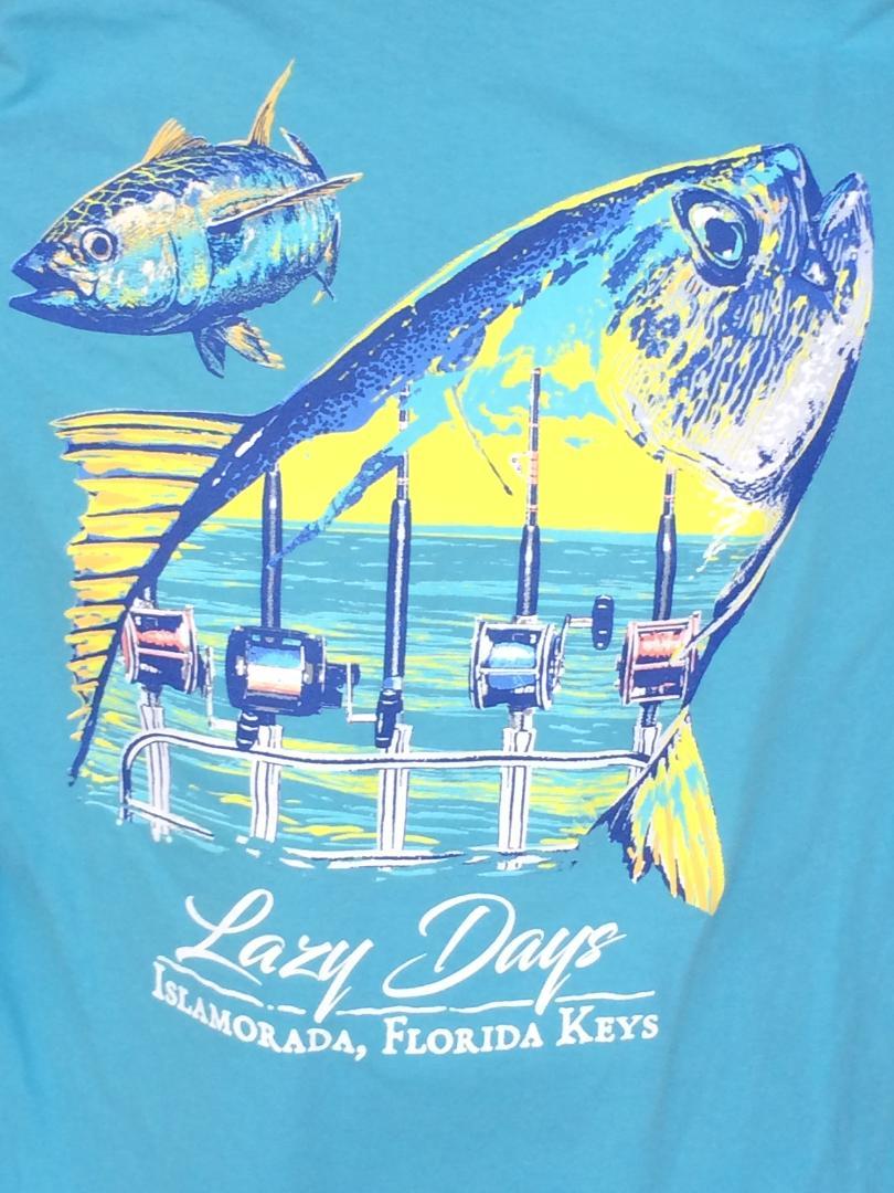 Tuna and Fishing Reels T Shirt