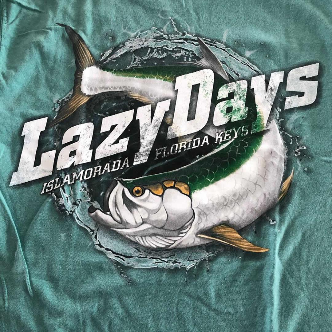 Lazy Days Tarpon