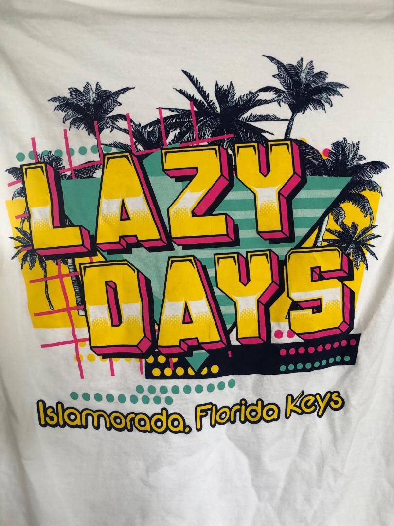 Lazy Days Palm Trees